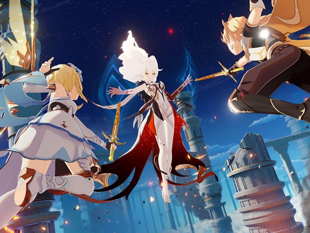 Review Game Genshin Impact : RPG Open-World